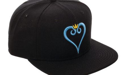 Kingdom Hearts Core Line Heart Hat