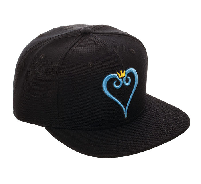 Kingdom Hearts Core Line Heart Hat