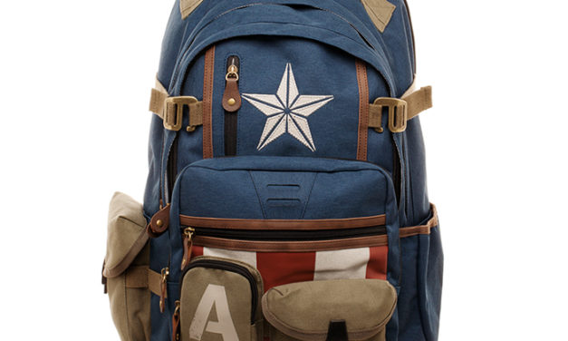 Captain America WWII Backpack