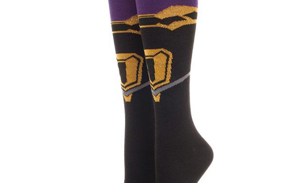 Avengers Infinity Gauntlet Knee High Socks