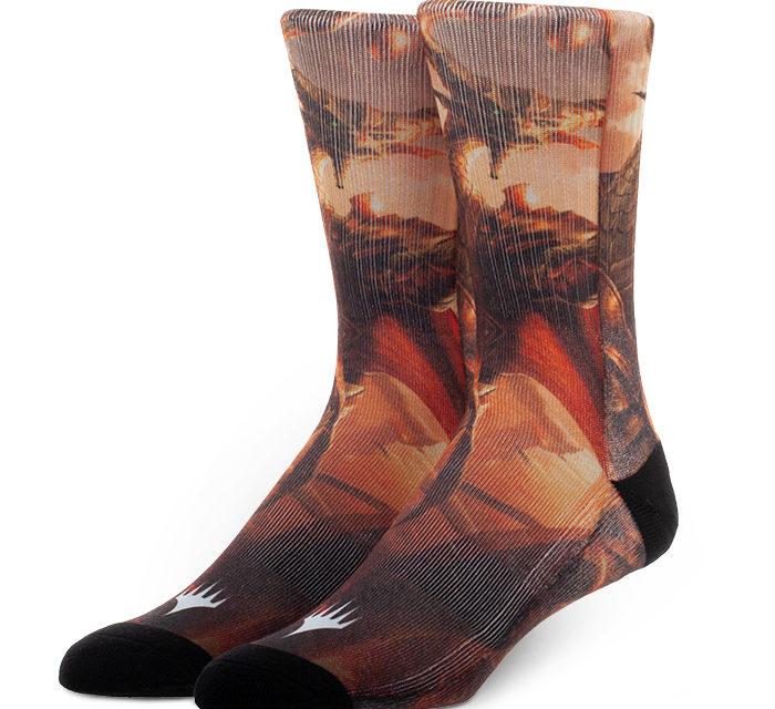 Magic the Gathering Nicol Socks