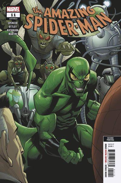 Amazing Spider-Man #11 (2nd Printing)