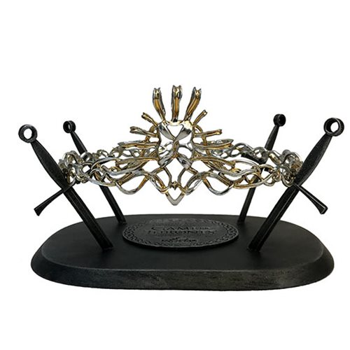 Game Of Thrones The Crown of Cersei Lannister Prop Replica – Free Shipping