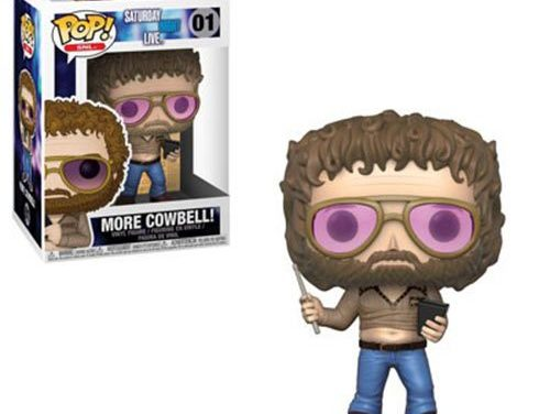 """Saturday Night Live Gene Frenkle """"More Cowbell"""" Pop! Vinyl Figure"""
