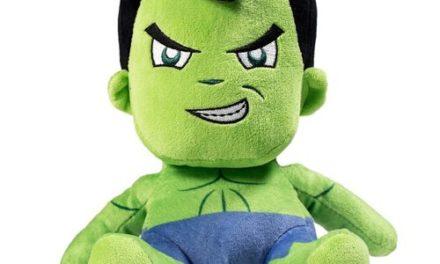 Thor: Ragnarok Hulk Phunny Plush