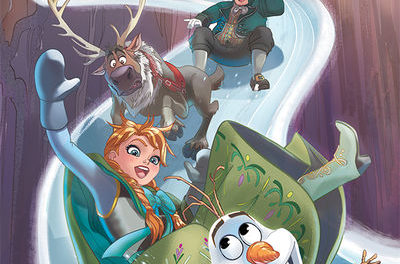 Disney Frozen: Reunion Road #1
