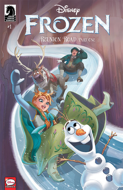 Disney Frozen: Reunion Road #1