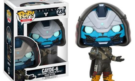 Destiny 2 Cayde-6 Pop! Vinyl Figure