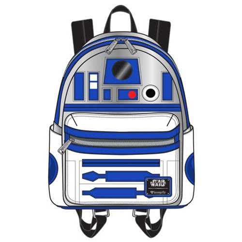 Star Wars R2-D2 Applique Mini-Backpack