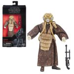 Star Wars The Black Series Zuckuss 6-inch Action Figure – Exclusive