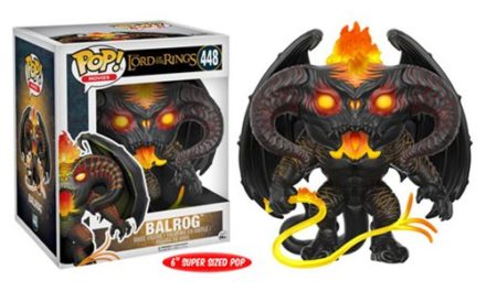 The Lord of the Rings Balrog 6-Inch Pop! Vinyl Figure