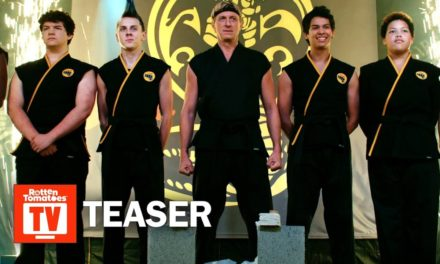 Cobra Kai Season 2 Teaser | Rotten Tomatoes TV