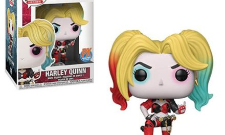 DC Heroes Harley Quinn with Boombox Pop! Vinyl Figure – Previews Exclusive