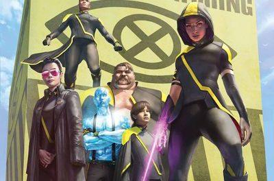 Age of X-man X-tremists #1 (of 5)