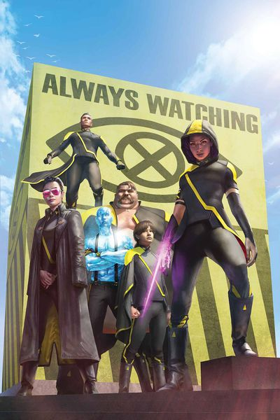 Age of X-man X-tremists #1 (of 5)