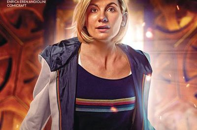 Doctor Who 13th #5 (Cover B – Photo)