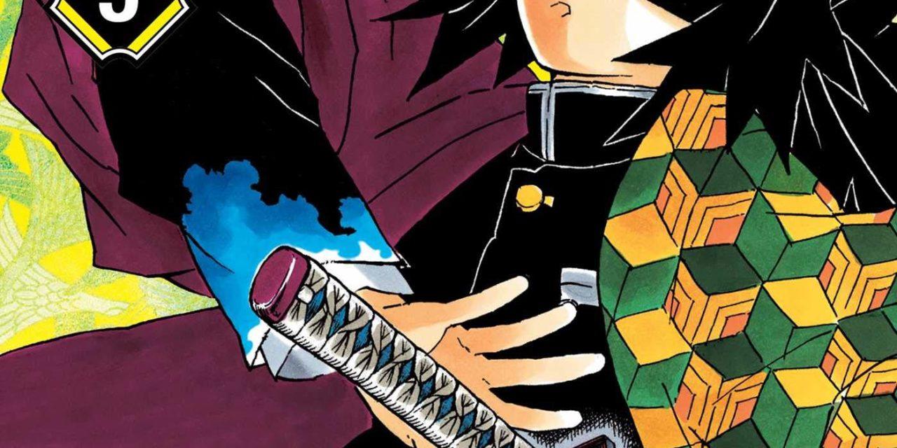 Demon Slayer: Kimetsu no Yaiba, Vol. 5