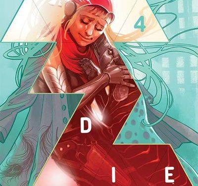Die #4 (Cover A – Hans)