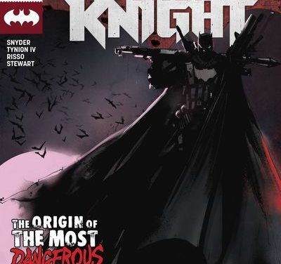 Batman Who Laughs the Grim Knight #1
