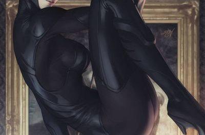 Catwoman #9 (Lau Variant)