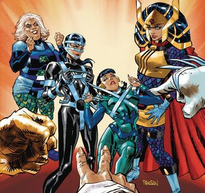 Female Furies #2 (of 6)