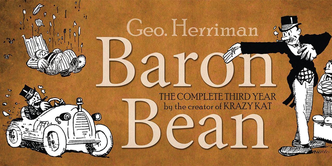 LOAC Essentials Volume 12: Baron Bean, 1918 By GEORGE HERRIMAN