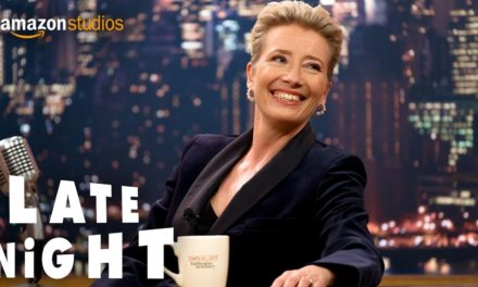 Late Night – Official Trailer | Amazon Studios