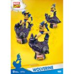 Marvel Comics Wolverine D-Stage Series 6-Inch Statue – Previews Exclusive