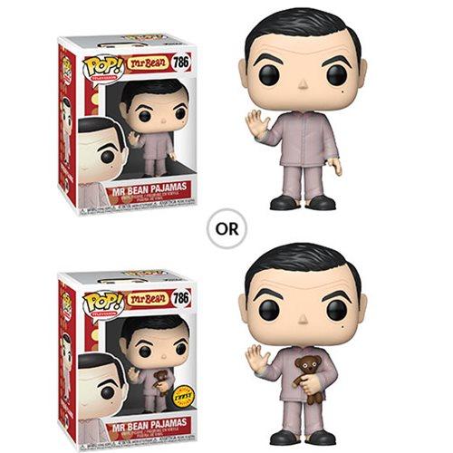 Mr. Bean Pajamas Pop! Vinyl Figure