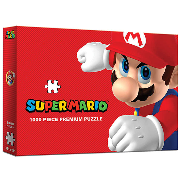 Super Mario Day 2017 1000pc Puzzle – Exclusive