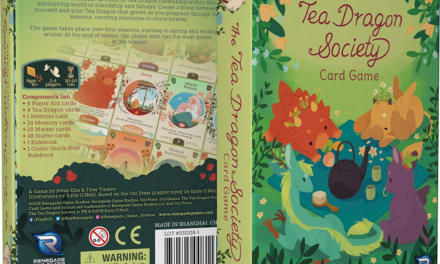 Tea Dragon Society Card Game