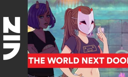 The World Next Door coming to Switch, PC, & Mac Mar. 28 | Official Trailer | VIZ