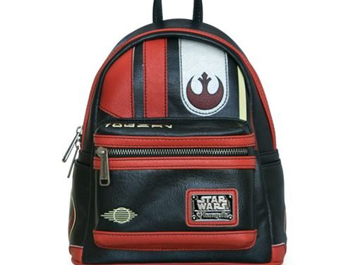 Star Wars: The Last Jedi Poe Dameron Mini Cosplay Backpack