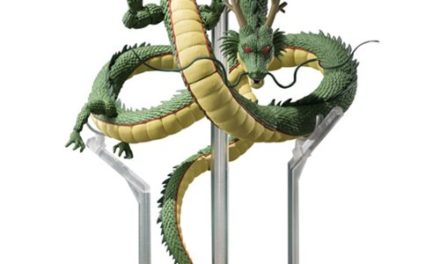 Dragon Ball Z Shenron SH Figuarts Action Figure – Free Shipping