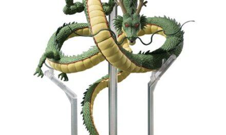 Dragon Ball Z Shenron SH Figuarts Action Figure – Free Shipping