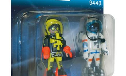 Playmobil 9448 Astronauts