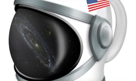 Astronaut Helmet 3D Sculpted Mug
