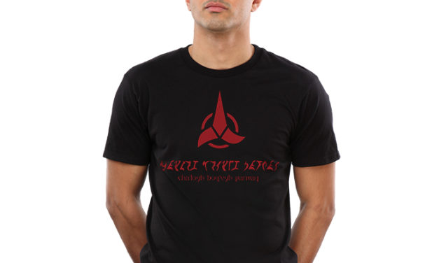 Star Trek Symbols T-Shirt