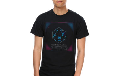 Dungeons & Dragons Dice T-Shirt