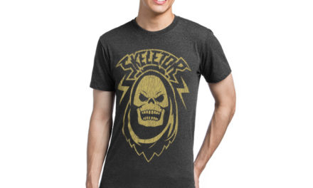 Skeletor Bolts T-Shirt