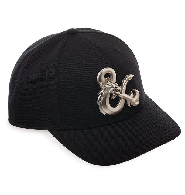 Dungeons & Dragons Ampersand Hat