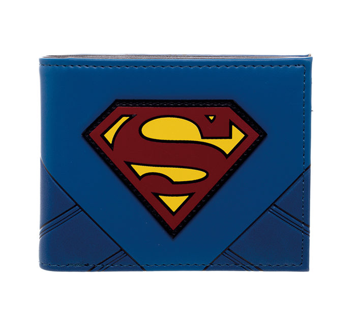 Superman Bi-Fold Wallet