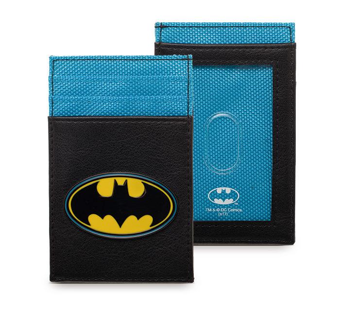 Batman Front Pocket Wallet