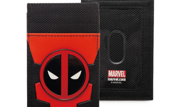 Deadpool Front Pocket Wallet