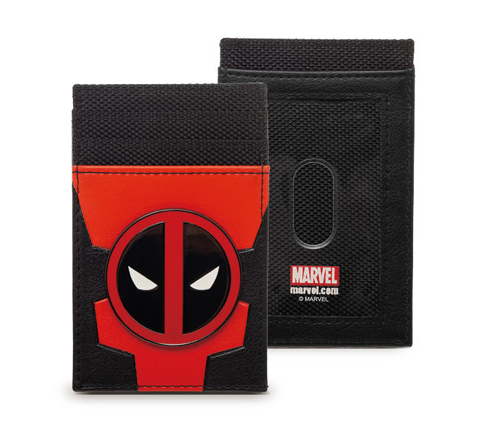 Deadpool Front Pocket Wallet