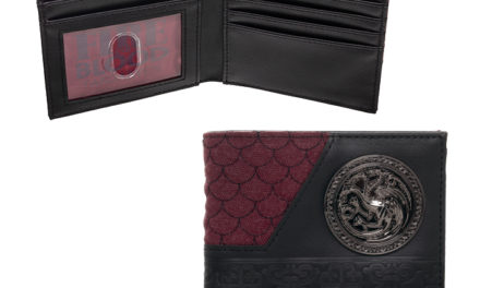 Game of Thrones Targaryan Bi-Fold Wallet