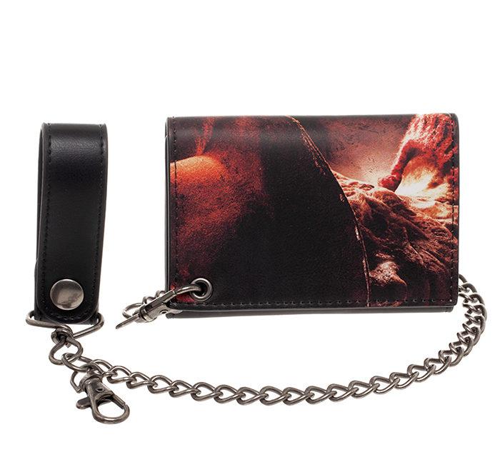 Nightmare on Elm Street Chain Wallet