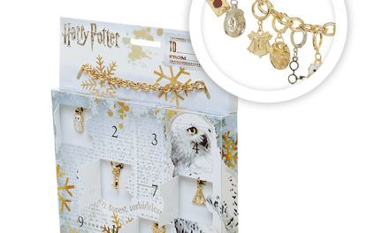 Harry Potter Multi-Charm Bracelet Set