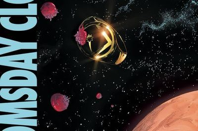 Doomsday Clock #9 (of 12)