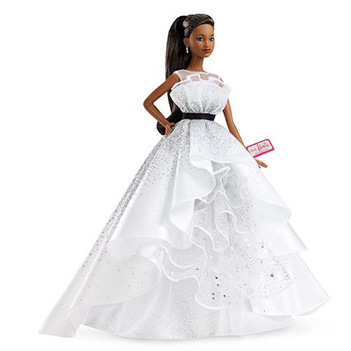 Barbie 60th Anniversary African American Doll